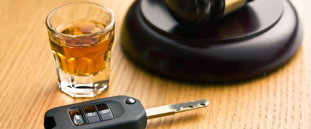 patente ritirata per alcol